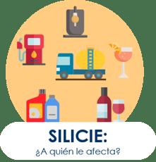 SILICIE- ¿A quién afecta?
