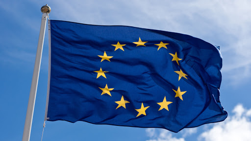 Unión Europea Bandera